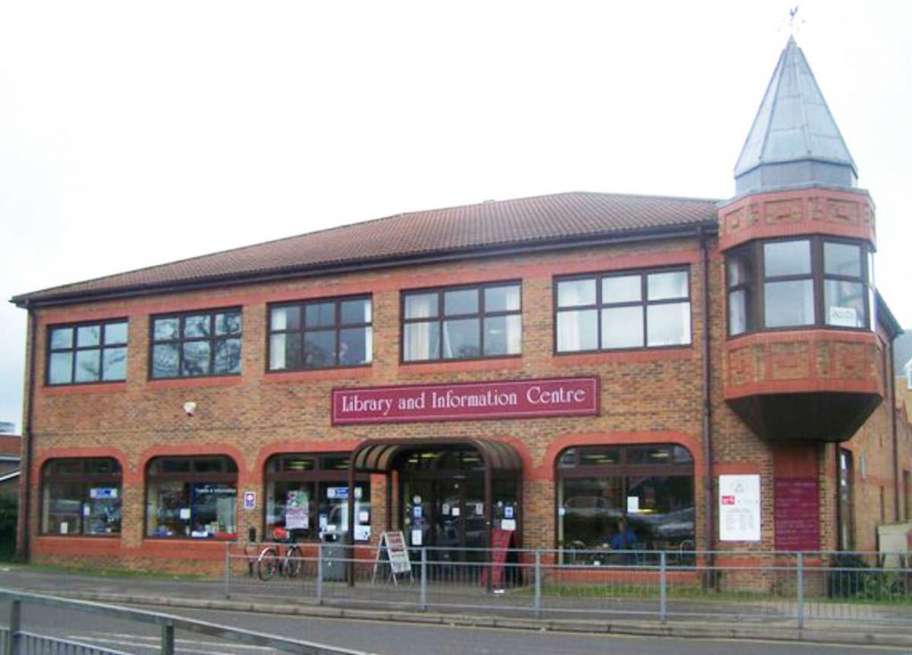 Swanley Library